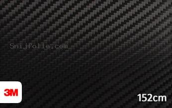 3M 1080 CFS12 Carbon Fiber Black snijfolie