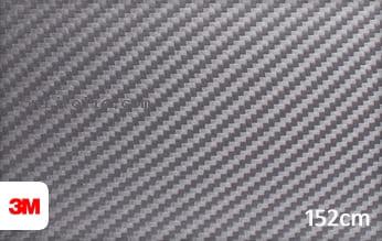 3M 1080 CFS201 Carbon Fiber Anthracite snijfolie