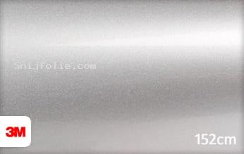 3M 1080 G120 Gloss White Aluminium snijfolie