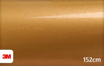 3M 1080 G241 Gloss Gold Metallic snijfolie