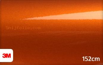 3M 1080 G344 Gloss Liquid Copper snijfolie