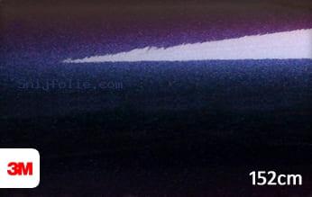 3M 1080 GP278 Gloss Flip Deep Space snijfolie