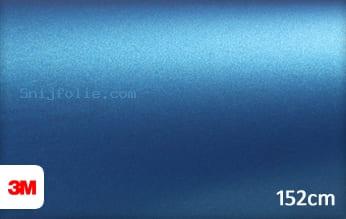 3M 1080 M227 Matte Blue Metallic snijfolie