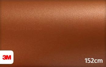 3M 1080 M229 Matte Copper Metallic snijfolie