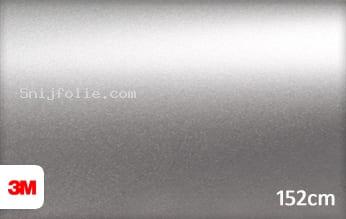 3M 1080 S120 Satin White Aluminium snijfolie