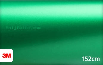 3M 1080 S336 Satin Sheer Luck Green snijfolie