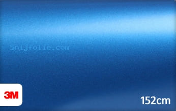 3M 1080 S347 Satin Perfect Blue snijfolie