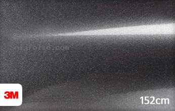 3M 1380 G281 Gloss Mineral Grey Metallic snijfolie