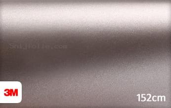 3M 1380 M230 Matte Grey Metallic snijfolie