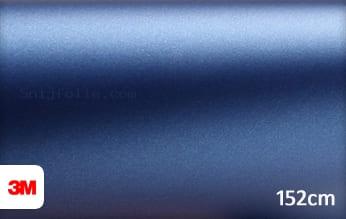 3M 1380 M287 Matte Slate Blue Metallic snijfolie