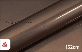 Avery SWF Brown Gloss Metallic snijfolie