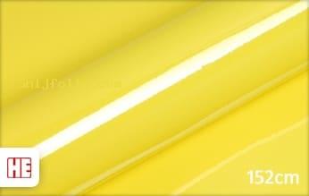 Hexis HX20108B Lemon Yellow Gloss snijfolie