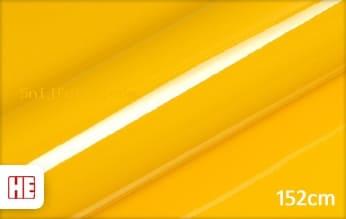 Hexis HX20123B Daffodil Yellow Gloss snijfolie