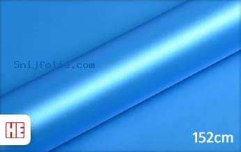 Hexis HX20219S Ara Blue Metallic Satin snijfolie