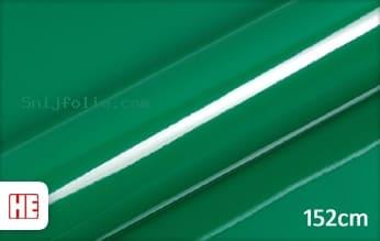 Hexis HX20348B Emerald Green Gloss snijfolie