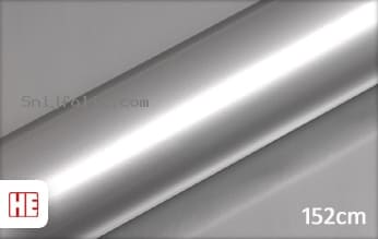 Hexis HX20877B Silver Gloss snijfolie