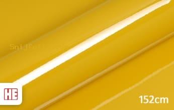 Hexis HX20JMIB Honey Yellow Gloss snijfolie