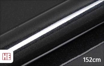 Hexis HX20NEPB Sparkle Black Gloss snijfolie