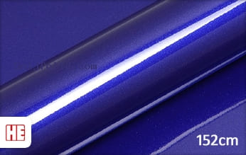 Hexis HX20P005B Triton Blue Gloss snijfolie