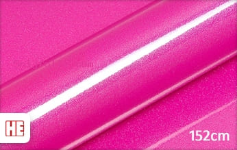 Hexis HX20RINB Indian Pink Gloss snijfolie