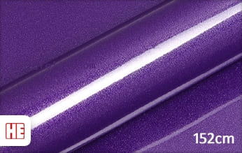 Hexis HX20VBYB Byzantine Violet Gloss snijfolie