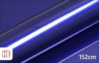 Hexis HX30BNEB Neon Blue Gloss snijfolie