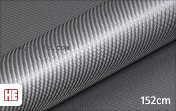 Hexis HX30CAGGRB Graphite Grey Carbon Gloss snijfolie
