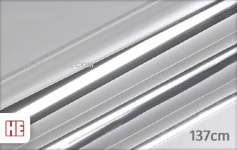 Hexis HX30SCH01B Super Chrome Silver Gloss snijfolie