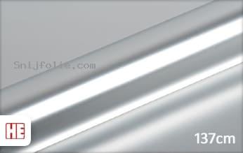 Hexis HX30SCH01S Super Chrome Silver Satin snijfolie