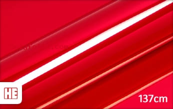 Hexis HX30SCH02B Super Chrome Red Gloss snijfolie