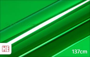 Hexis HX30SCH04B Super Chrome Green Gloss snijfolie