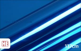 Hexis HX30SCH05B Super Chrome Blue Gloss snijfolie