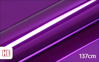 Hexis HX30SCH06B Super Chrome Purple Gloss snijfolie