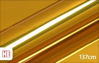 Hexis HX30SCH07B Super Chrome Gold Gloss snijfolie