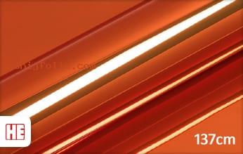 Hexis HX30SCH08B Super Chrome Orange Gloss snijfolie