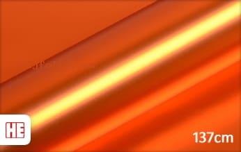 Hexis HX30SCH08SB Super Chrome Orange Satin snijfolie