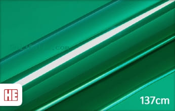 Hexis HX30SCH09B Super Chrome Turquoise Gloss snijfolie