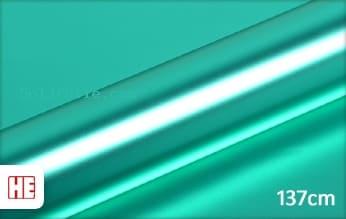 Hexis HX30SCH09S Super Chrome Turquoise Satin snijfolie