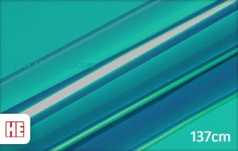 Hexis HX30SCH11B Super Chrome Light Blue Gloss snijfolie