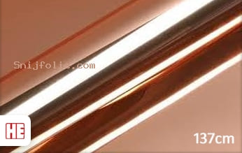 Hexis HX30SCH12B Super Chrome Rose Gold Gloss snijfolie
