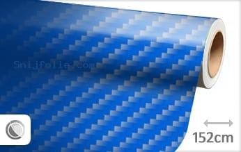 Blauw 2D carbon snijfolie