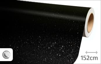 Diamant zwart snijfolie