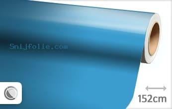 Glans babyblauw snijfolie