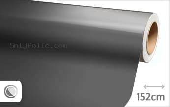 Glans betongrijs snijfolie
