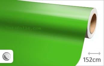 Glans groen snijfolie