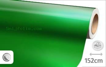 Glans metallic groen snijfolie