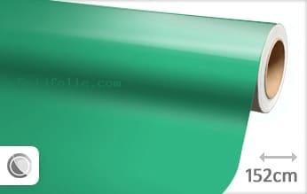 Glans turquoise snijfolie