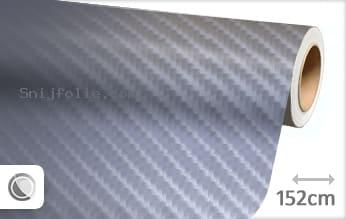 Grijs 4D carbon snijfolie