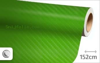 Groen 4D carbon snijfolie