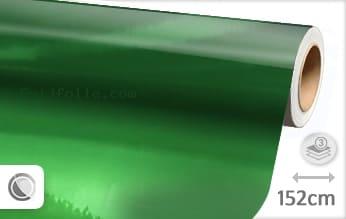 Groen chroom snijfolie